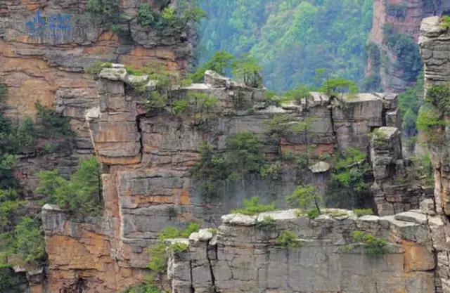 张家界旅游有哪些好看的山吗?
